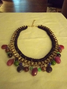 A vintage necklace - B&P'sringsnthings