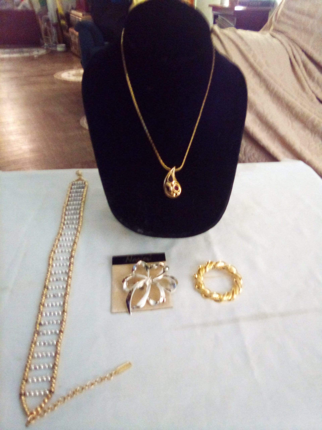 Napier marked jewelry lot - B&P'sringsnthings