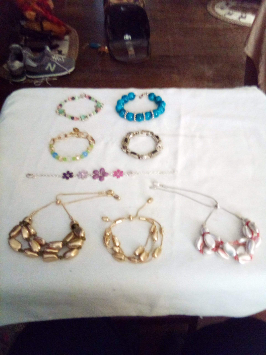 Vintage and dressy bracelet lot - B&P'sringsnthings