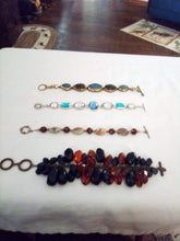 Load image into Gallery viewer, Vintage lot of dressy bracelets - B&P'sringsnthings