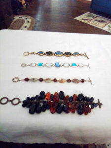 Vintage lot of dressy bracelets - B&P'sringsnthings