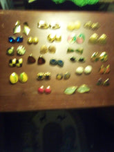 Load image into Gallery viewer, Vintage lot of pierced earrings - B&P'sringsnthings