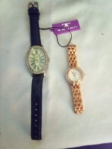 Two new woman's watches - B&P'sringsnthings