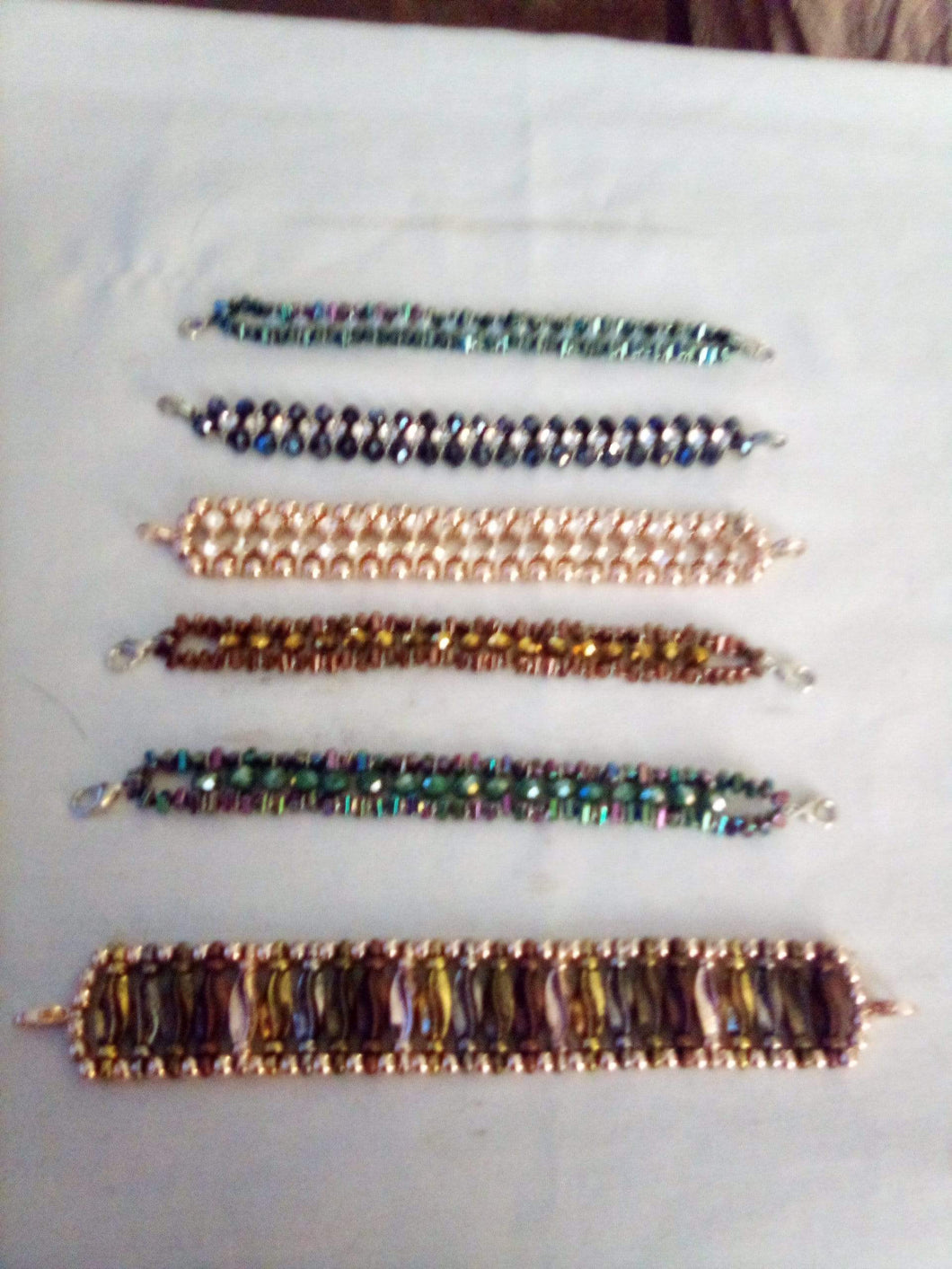 Nice handmade bracelet lot - B&P'sringsnthings