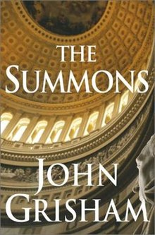 The Summons By: John Grisham
