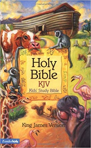 Holy Bible: King James Version - Kids' Study Bible By: Lawrence Richards