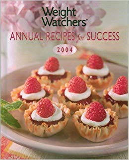 Weight Watchers Annual Recipes for Success Cookbook 2004