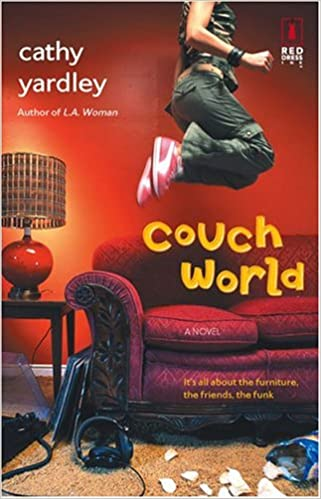 Couch World By: Cathy Yardley