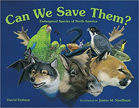 Can We Save Them By: David Dobson