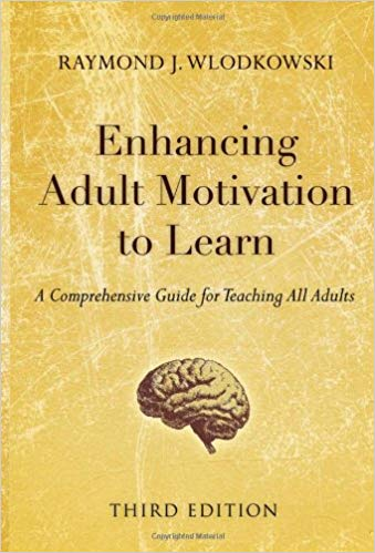 Enhancing Adult Motivation To Learn By: Raymond J. Wlodkowski