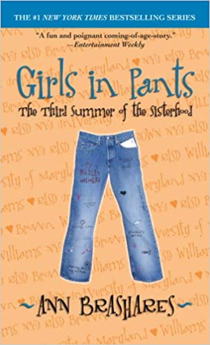 Girls in Pants By: Ann Brashares