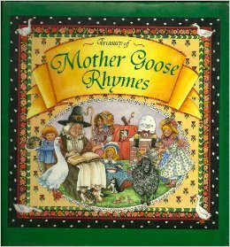 Treasury of Mother Goose Rhymes