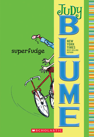 Superfudge By: Judy Blume