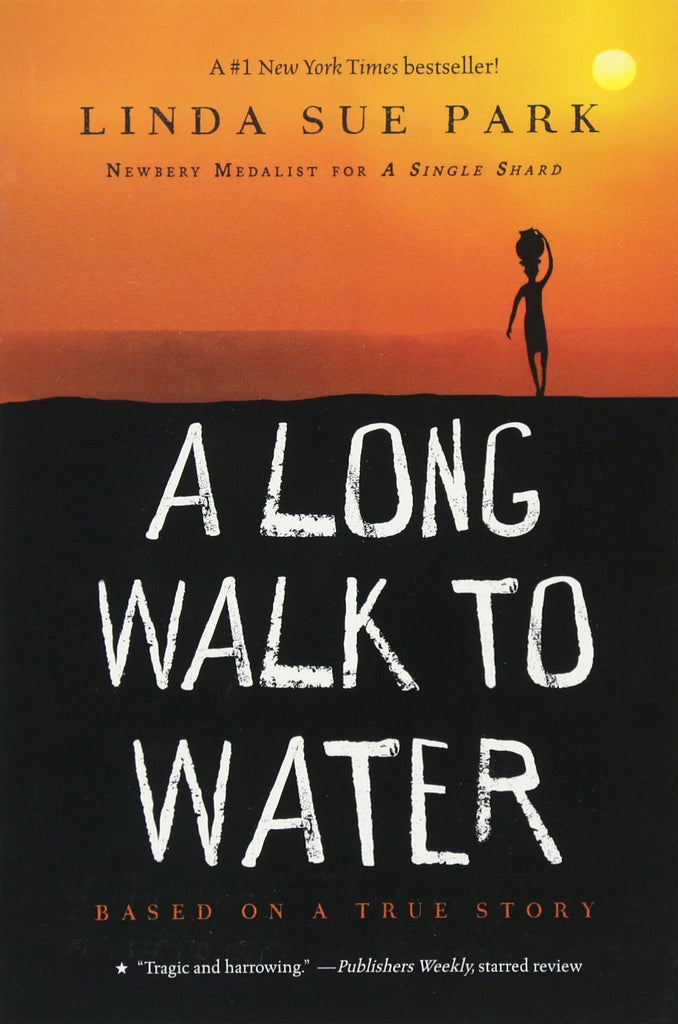 A Long Walk To Water By: Linda Sue Park
