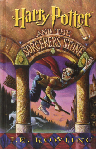 Harry Potter and the Sorcerer's Stone By: J. K. Rowling