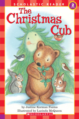 Christmas Cub By: Justine Korman Fontes