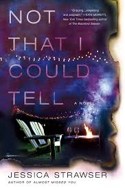 Not That I Could Tell By: Jessica Strawser