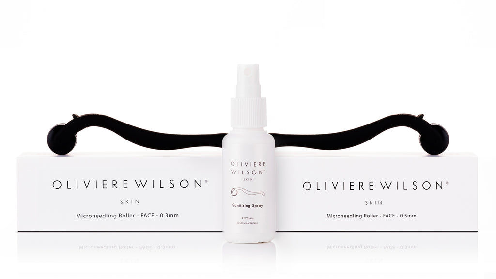 OLIVIEREWILSON L'ORGANIQ MICRONEEDLING AND HYDRATION DUO SET