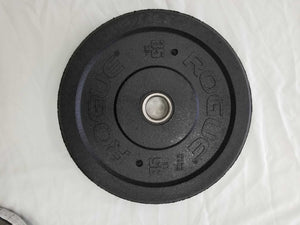 35lb Bumper Plate Pairs - Factory Seconds