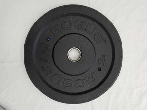 15lb Bumper Plate Pairs - Factory Seconds