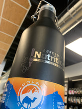 Load image into Gallery viewer, Stainless 64oz. Absolute Nitro Growler