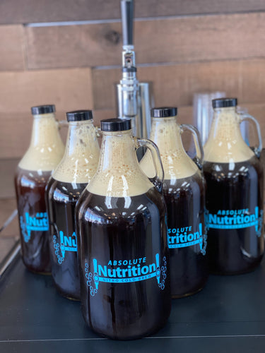 Absolute Nitro Cold Brew 64oz Growler