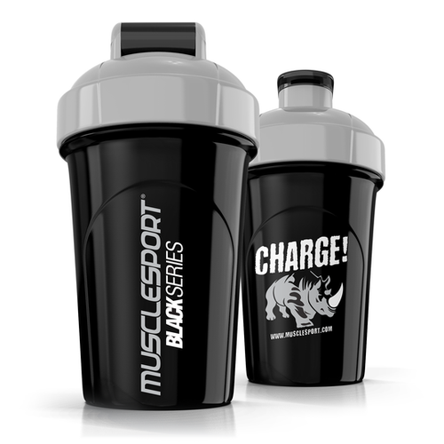 MuscleSport Shaker Bottle
