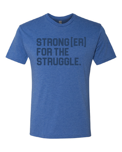 Strong[er] Together tee
