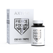 Load image into Gallery viewer, CBD Nootropic Fierce Focus