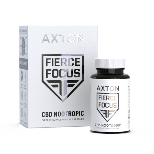 CBD Nootropic Fierce Focus