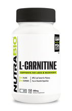 Load image into Gallery viewer, L-Carnitine 500mg
