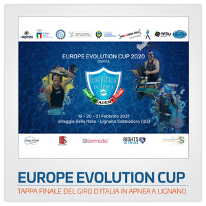 EUROPE EVOLUTION CUP 2020 – LIGNANO