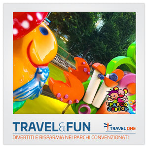 Divertiti al Parco Junior con Travel One!