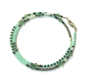 Three Rivers Wrap-around Bracelet Erenite