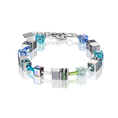 Coeur de Lion Bracelet Blue-Green