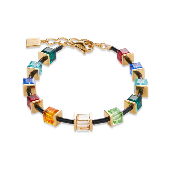 Coeur de Lion Bracelet, multicolour - Limited Edition