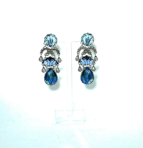 Ayala Bar Dream Weaver, Genova Earrings
