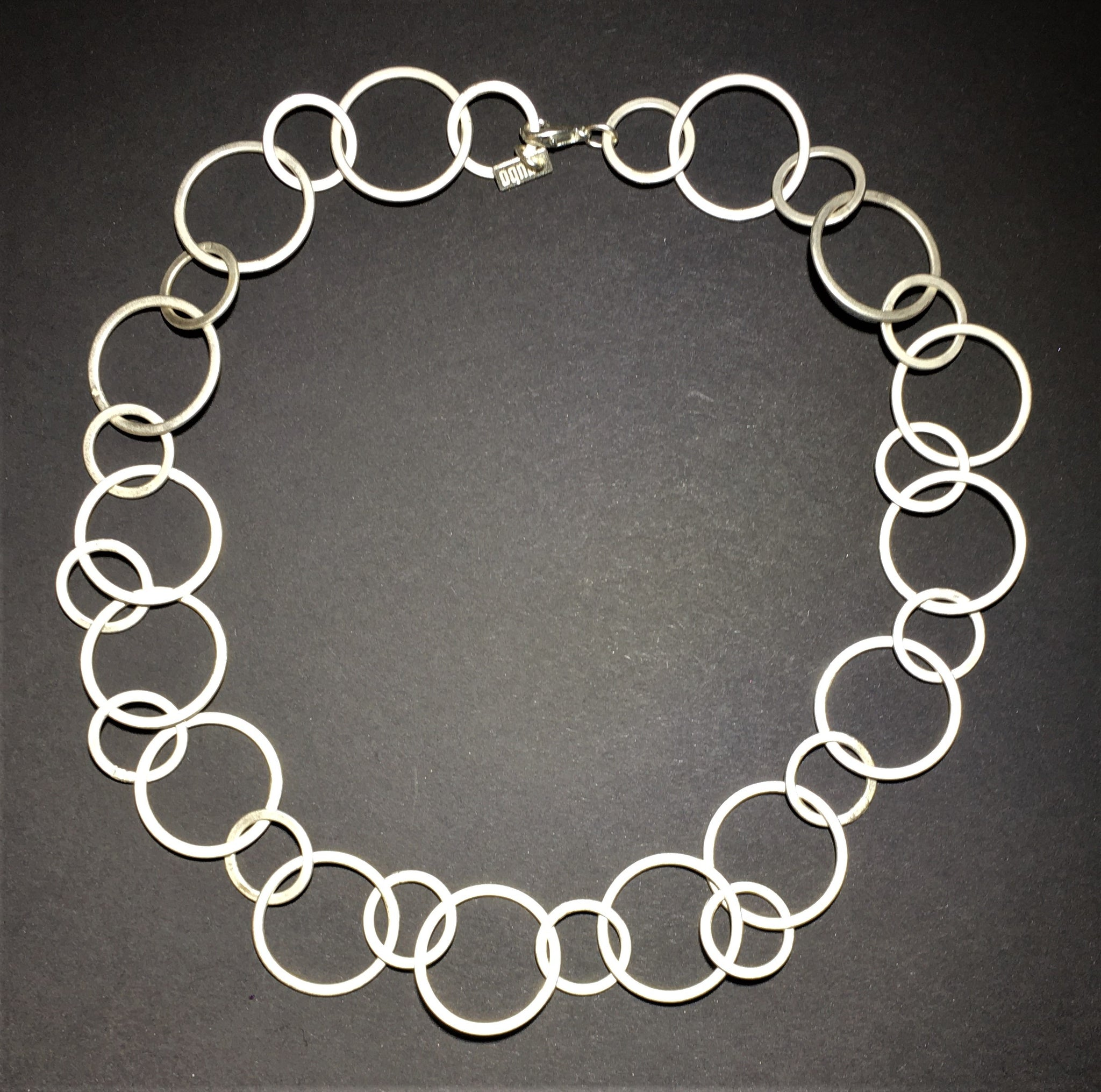 Gubo Circles Necklace - short