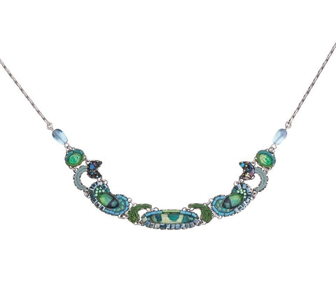 Ayala Bar Green River Necklace