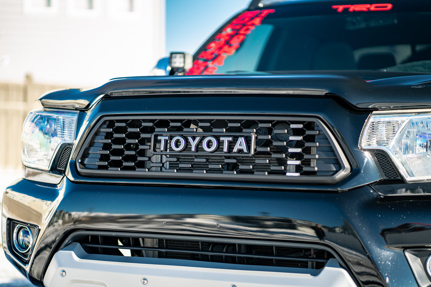 2012-2015 Tacoma Pro Grille 2.0