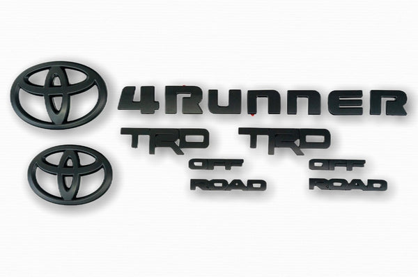 4runner Overlays