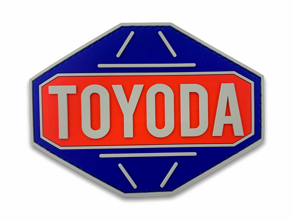 TOYODA Vintage Patch