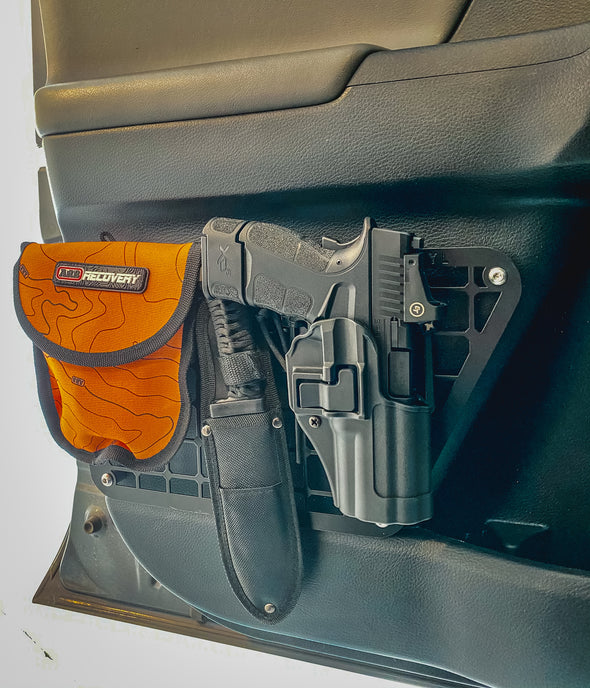 Tacoma Door Molle Panels