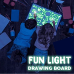 Fun Light Drawing Board