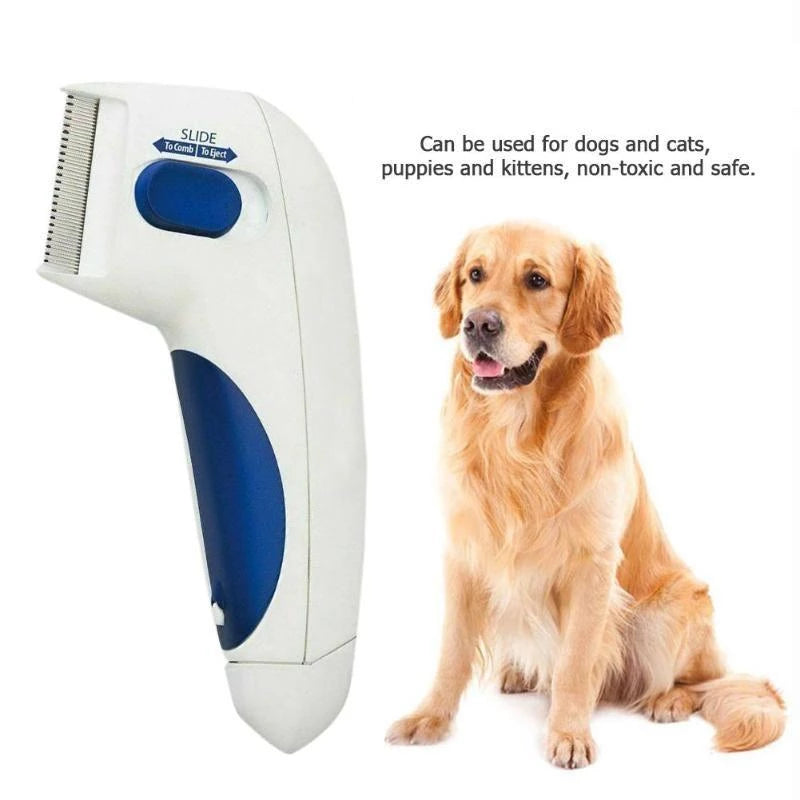 FleaVet™ Eliminate Fleas 100% Safe