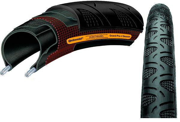 Continental Grand Prix 4-Season Folding Tire