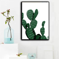 Cactus Diy Paint By Numbers Kits UK PBN30185