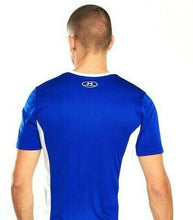 Load image into Gallery viewer, Mens T-Shirt Under Armour Challenger II Sports Training Gym Top Summer Blue