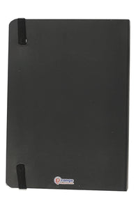 EJRange 2021 Diary A6 Day a Page Full Page Sat/Sun Daily Journal - Black