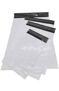 EJRange Mixed Poly Mailing Bags - Pack of 100